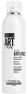 L'Oréal Professionnel Tecni.Art Pure Fix Anti-Frizz Anti-Frizz Spray
