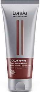 Londa Professional Color Revive Cool Brown Mask farbiace maska pre hnedé odtiene