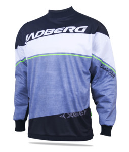 Jadberg XGE TOP Grey Goalie jersey