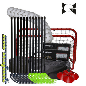 Necy Medi Kid Teamgolset Floorball set