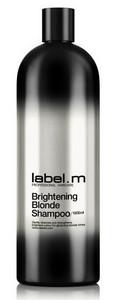 label.m Blonde Brightening Blonde Conditioner 1l