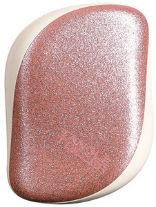 Tangle Teezer Compact Styler Rose Gold Glitter