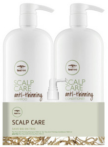 Paul Mitchell Tea Tree Scalp Care Save Big On Trio Set