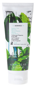 Korres Mint Tea Body Milk