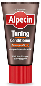 Alpecin Tuning Conditioner Brown Conditioner für dünnes braunes Haar