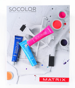 Matrix SoColor Beauty Color Chart Farbkarte