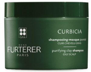 Rene Furterer Curbicia Purifying Clay Shampoo 200ml