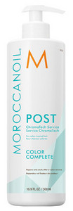 MoroccanOil Color Post ChromaTech Service