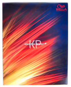 Wella Professionals Koleston Perfect Me+ Color Chart