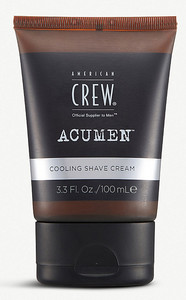 American Crew Acumen Cooling Shave Cream krém na holenie