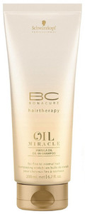 Schwarzkopf Professional BC Bonacure Oil Miracle Marula Oil Light Shampoo