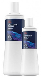 Wella Professionals Welloxon Perfect New Cream Developer krémový oxidačný vyvíjač