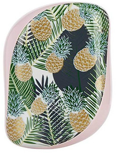 Tangle Teezer Compact Styler Palms & Pineapples kompakte Haarbürste