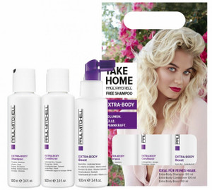 Paul Mitchell Extra Body Take Home Kit