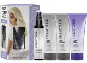 Paul Mitchell Blonde Take Home Kit