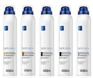 L'Oréal Professionnel NEW Serioxyl Volumizing Coloured Spray Farbspray für Haarvolumen