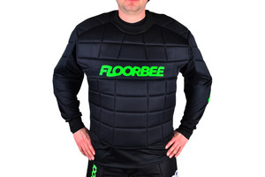 FLOORBEE Goalie Armor Jersey Floorball goalie jersey