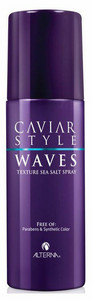 Alterna Caviar Waves Texture Sea Salt Spray