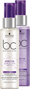 Schwarzkopf Professional BC Bonacure Smooth Perfect Keratin Layering Treatment Duo