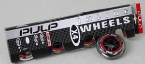 Kolečka náhradní Stuf na inline brusle ( 4 ks ) - výprodej 64mm