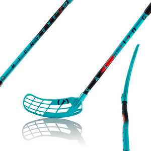 Salming Quest 1 KickZone KN Edt. Youth Floorball stick