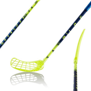 Salming Q2 Oval Fusion Floorball stick