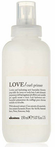 Davines Essential Haircare Love Curl Enhancing Primer primer pro výživu a styling