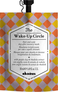 Davines The Wake-Up Circle revitalizační a oživující maska