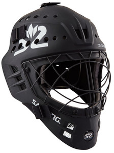 Salming Phoenix Elite Helmet černá, Senior - max 58 cm