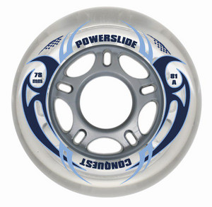 Powerslide Conquest (4ks) Wheels