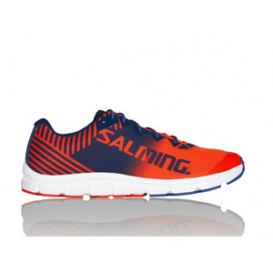 Salming Miles Lite Shoe Men Orange/Blue Running shoes