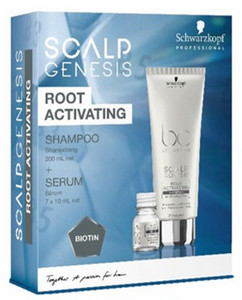 Schwarzkopf Professional BC Bonacure Scalp Genesis Root Activating Duo Pack Ampoule