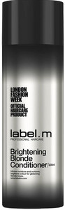 label.m Blonde Brightening Blonde Conditioner 300ml