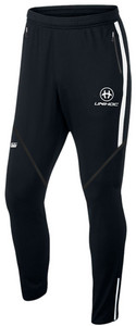 Unihoc Tracksuit pants TECHNIC black/white