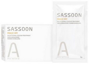 Sassoon Magic Off Sachet