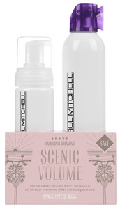 Paul Mitchell Scenic Volume Kit sada objemového stylingu