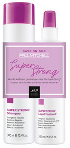 Paul Mitchell Super Strong Save On Duo