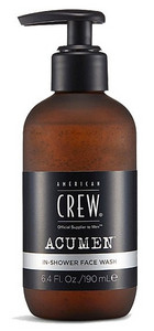 American Crew Acumen In Shower Face Wash Gesichtsreinigungsschaum