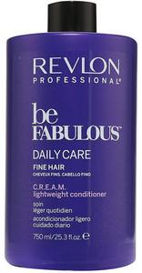 Revlon Professional Be Fabulous Fine Cream Conditioner 750ml