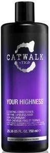 TIGI Catwalk Your Highness Elevating Conditioner 750ml