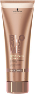 Schwarzkopf Professional BlondME Purifying Bonding Shampoo