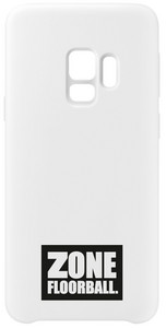 Zone floorball Samsung S9 cover ZONE white obal na mobil