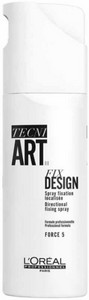 L'Oréal Professionnel Tecni.Art Fix Design Directional Spray sprej se silnou fixací