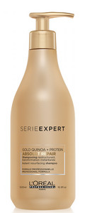 L'Oréal Professionnel Série Expert Absolut Repair Gold Quinoa Shampoo 500ml