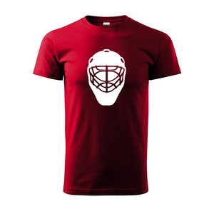 Necy GOALIE MASK T-shirt