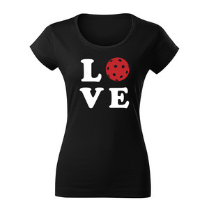 Necy LOVE T-shirt WOMAN T-shirt