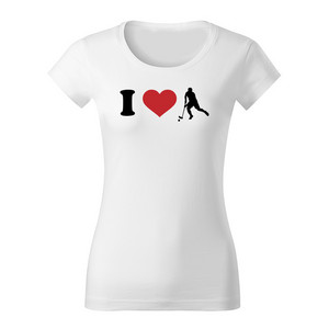 Necy I LOVE FLORBAL vol. 2 T-shirt