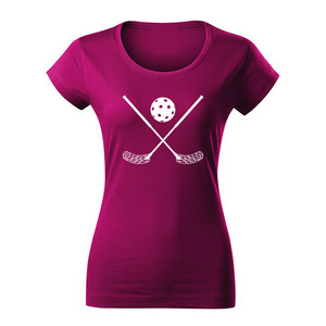 Necy CROSS STICK T-shirt WOMAN T-shirt