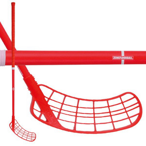 Zone floorball SUPREME AIR SL 27 redest Florbalová hokejka