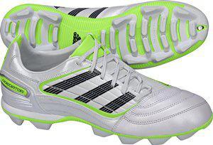 Kopačky adidas Predator Absolado_X TRX HG - G43425 UK 10,5 | EU 45,5 | 29cm bílá / Limetková